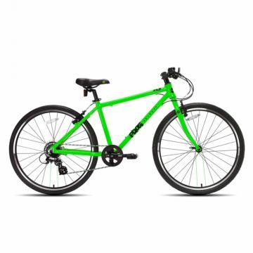 """Подростковый велосипед Frog Bikes 73 26"""" (зеленый)"""