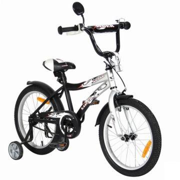 """Детский велосипед Velolider Shark 18"""" Серый/Черный"""