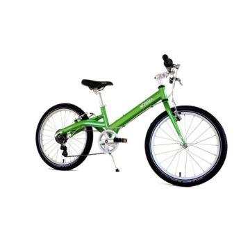 "Детский велосипед Kokua LiketoBike 20"" (green)"