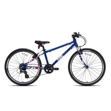 """Подростковый велосипед Frog Bikes 62 24"""" (Union Jack)"""