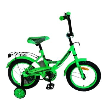"""Детский велосипед Nameless Vector 18"""" (зеленый)"""