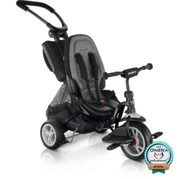 Трехколесный велосипед Puky Ceety CAT S6 (black)