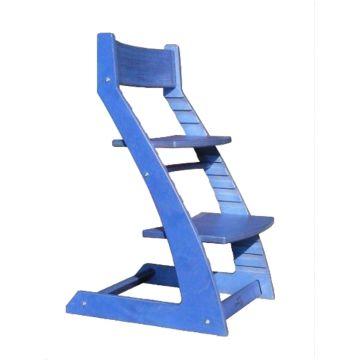 Растущий стул Kotokota с лакокрасочным покрытием (синий)