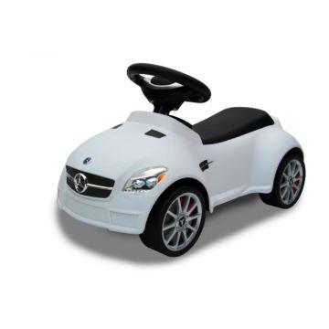 Каталка-автомобиль Rastar Mercedes (белый)