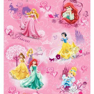 Развивающий ролл-мат Yurim Disney 145х200х3см (Принцессы)