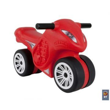 Мотоцикл-каталка Coloma Фантом (красный)