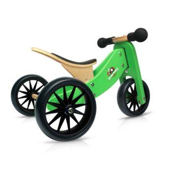 Беговел Kinderfeets Tiny Tot 2 в 1 (зеленый)