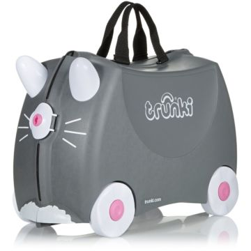 Каталка-чемодан Trunki Cat Benny Котенок Бенни
