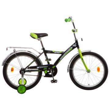 """Детский велосипед Novatrack Astra 20"""" (2016) черный"""