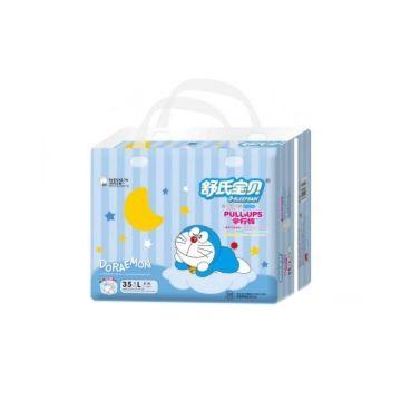 Трусики-подгузники Doraemon L (9-14 кг) 35 шт.