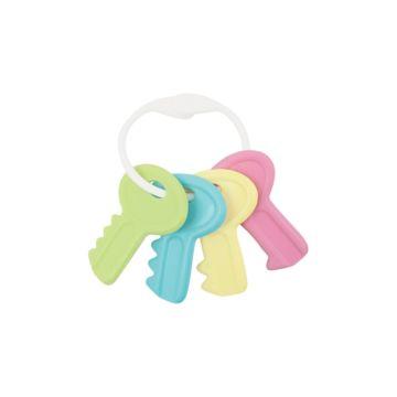 Погремушка Lubby Ключи (Зеленый)