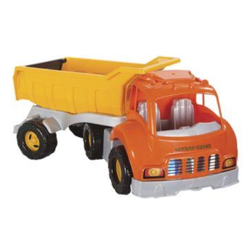 Машина Pilsan Грузовик Moving Truck (оранжевый)