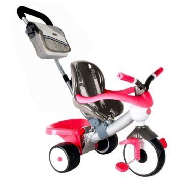 Трехколесный велосипед Coloma Comfort Angel Aluminium Pink