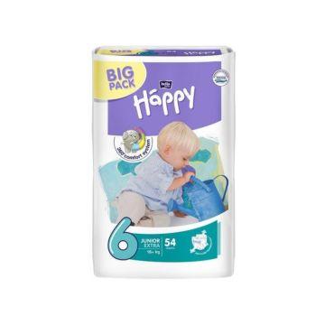 Подгузники Bella Baby Happy Junior Extra (от 16 кг) 54 шт