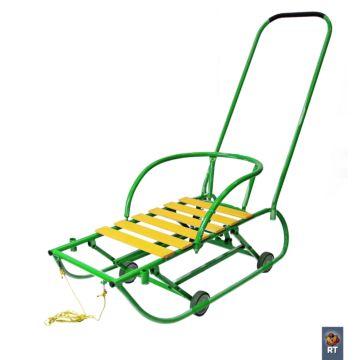 Санимобиль на колесах RT Deluxe (зеленый)
