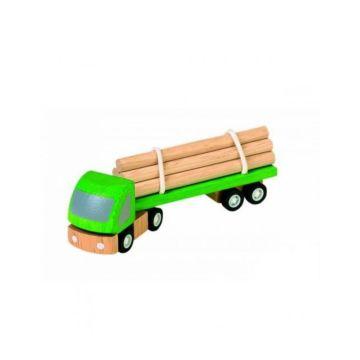 Деревянная машинка PlanToys Лесовоз