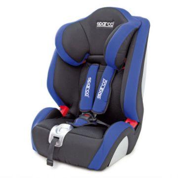 Автокресло Sparco F 1000 K (черно-синий)