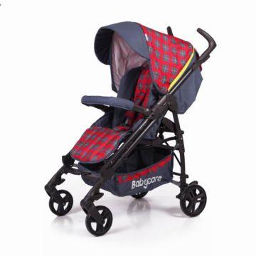 Коляска-трость Baby Care GT4 2017 (красная)