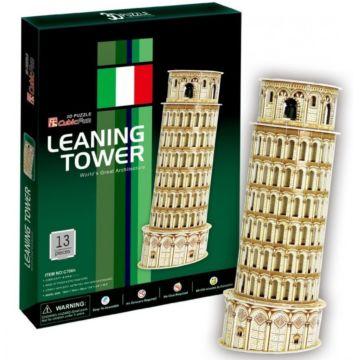 Игрушка CubicFun Пизанская башня (Италия)