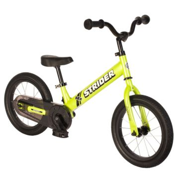 Беговел-велосипед Strider 14x Sport (зеленый)