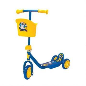 Самокат Toymart Poli Robocar