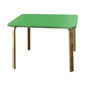 Стол детский Крошка.RU Мордочки (зеленый)