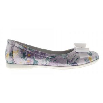 Туфли детские Kakadu 6016B для девочек (белые)