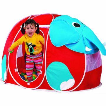 Детская палатка Calida с шарами Слоник
