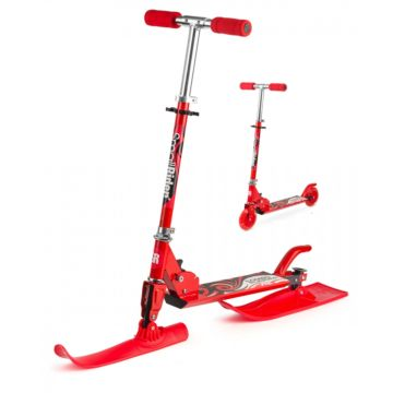 Самокат Small Rider Combo Runner (красный)