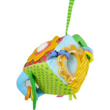 Развивающая игрушка-кубик Biba Toys Веселый Сад