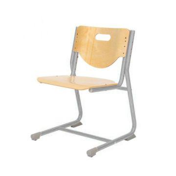 Растущий стул Астек SF-3 (береза/серый)
