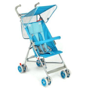 Коляска-трость Corol S-1 (голубой)