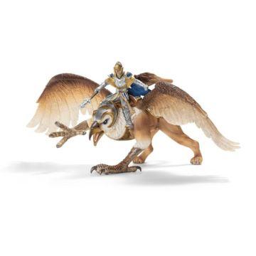 Набор фигурок Рыцарь на грифоне Schleich