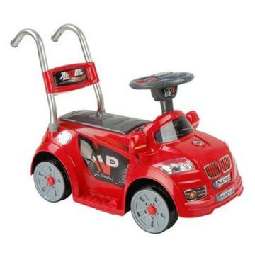 Электромобиль Joy Avtomatic B20A Audi с пультом управления (красный)