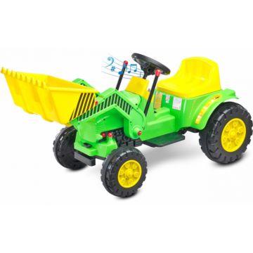 Электромобиль Toyz Bulldozer (зеленый)