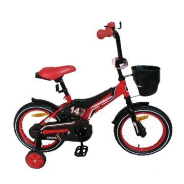 """Детский велосипед Nameless Cross 18"""" (красный)"""