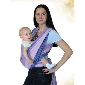 Слинг-шарф Сирень