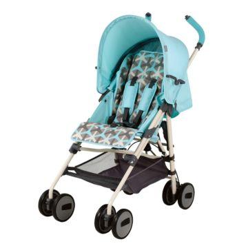 Коляска прогулочная Happy Baby Colibri (blue)