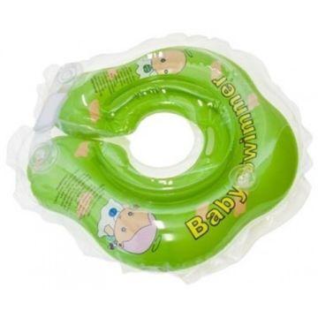 Круг для плавания Baby Swimmer BS01-O 3-12кг