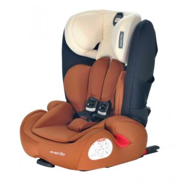 Автокресло Everflo Road Luxe Isofix (Brown)
