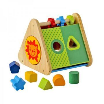 Развивающий треугольник I`m toy