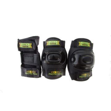 Комплект защиты Vinca Sport (черный)