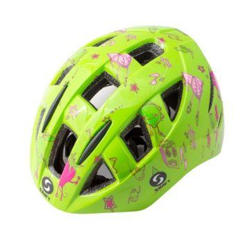 Шлем SwiftBike 11 48-52 (зеленый)