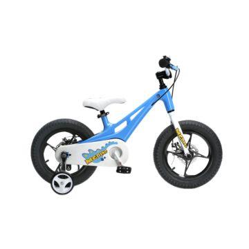 "Детский велосипед Royal Baby MG Dino 14"" (синий)"