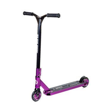 Трюковый самокат X-Sports 4 (фиолетовый)