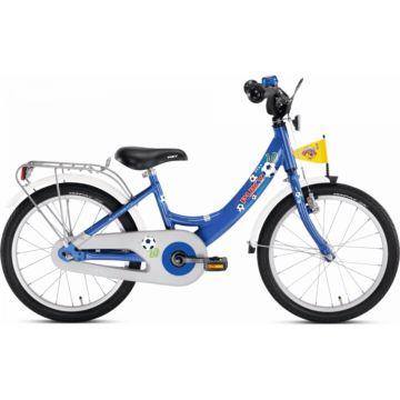 "Детский велосипед Puky ZL 18-1 Alu с колесами 18"" (blue football)"