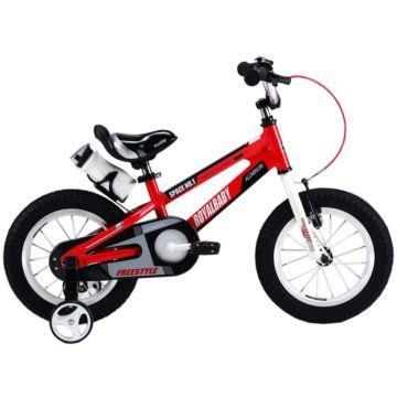 """Детский велосипед Royal Baby Freestyle Space №1 Alloy 12"""" (красный)"""