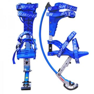 Джампер детский Skyrunner Junior 40-60 кг (синий)