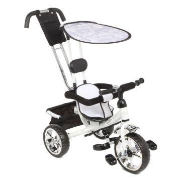 Трёхколёсный велосипед Capella Town Rider (Белый)
