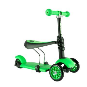 Самокат Y-Volution Glider 3 в 1 (зеленый)